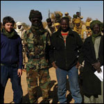Phil in Darfur