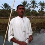 iraq fisherman