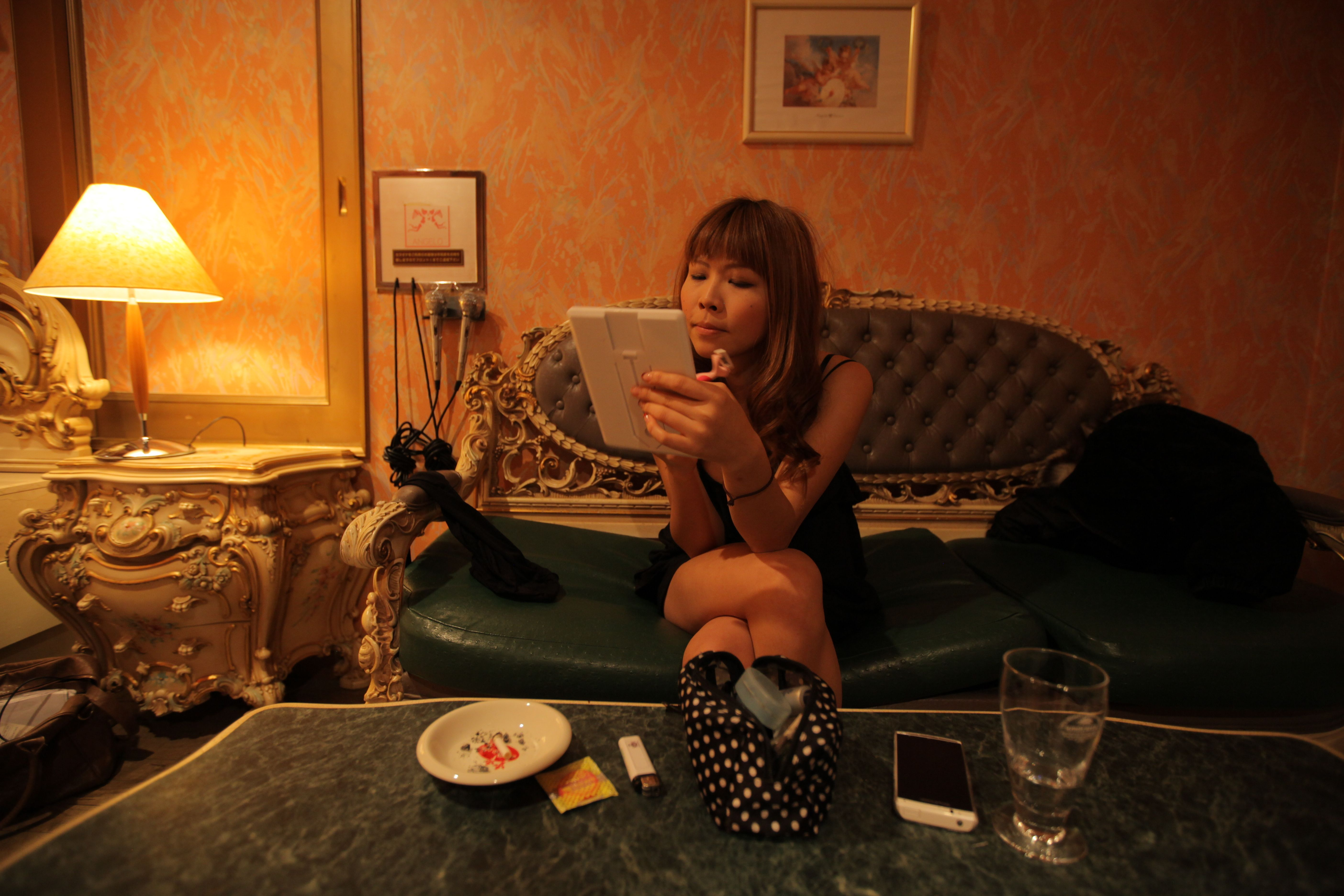 Every Day An Estimated 2 4 Million People Visit A Love Hotel The Business Is One Of Most Lucrative Industries In