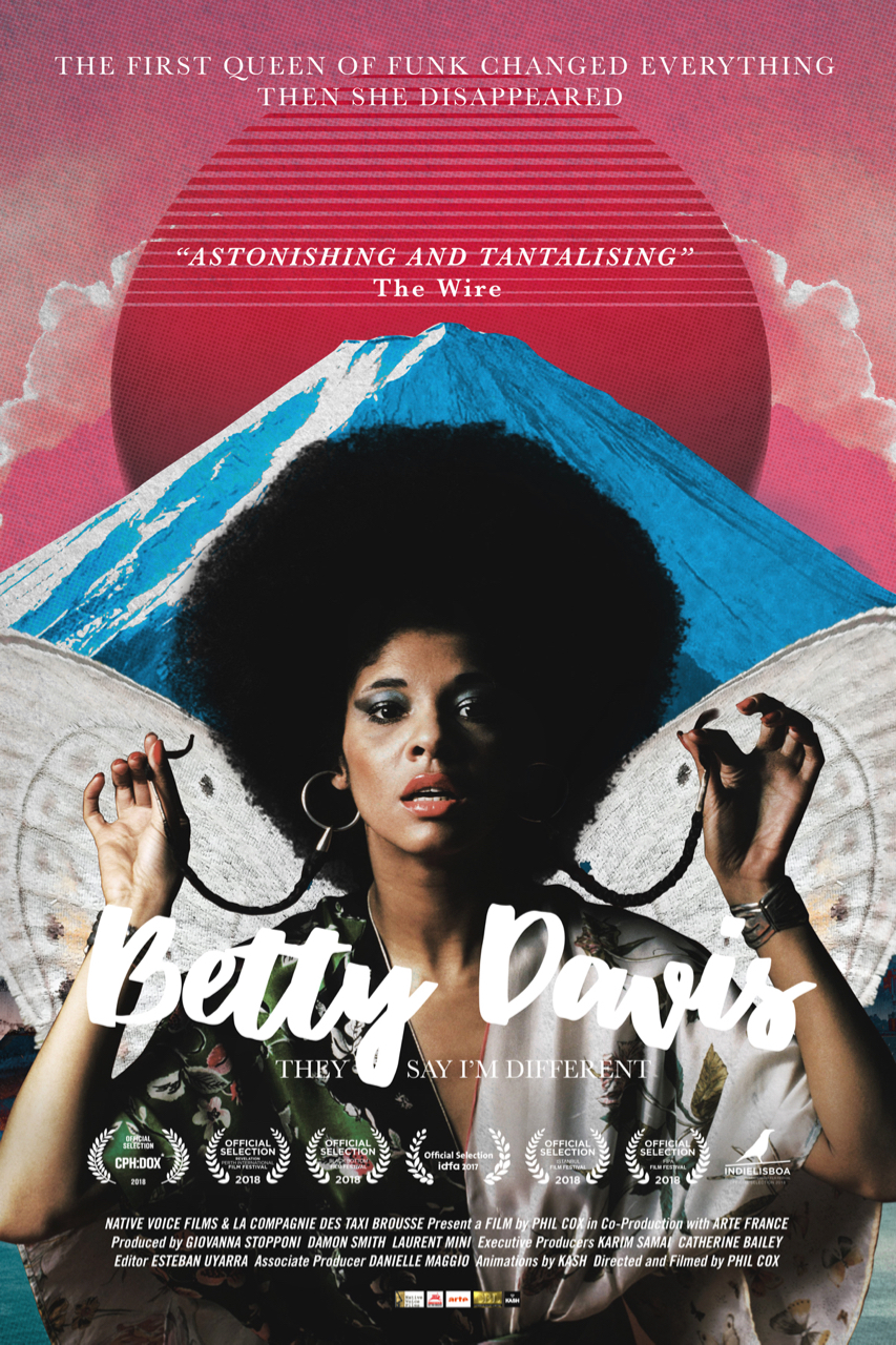 BETTY – THEY SAY I'M DIFFERENT